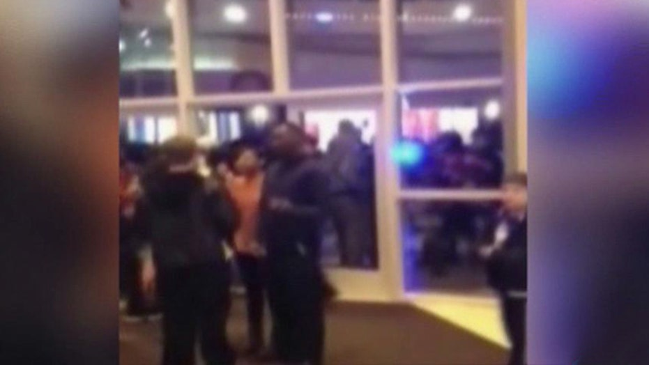 Massive teen brawl erupts at Louisiana mall