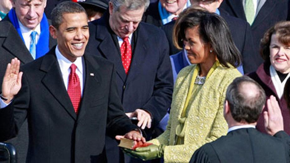 Grapevine: Third term for President Obama?