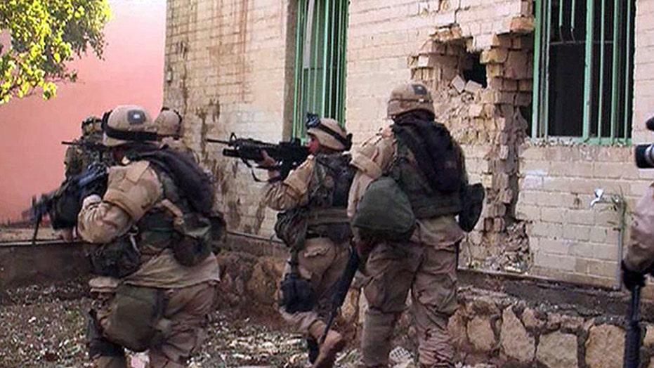 Rep. Duncan Hunter outraged as Al Qaeda takes over Fallujah