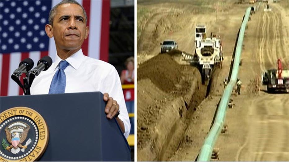 Will Obama ever make a decision on Keystone pipeline?