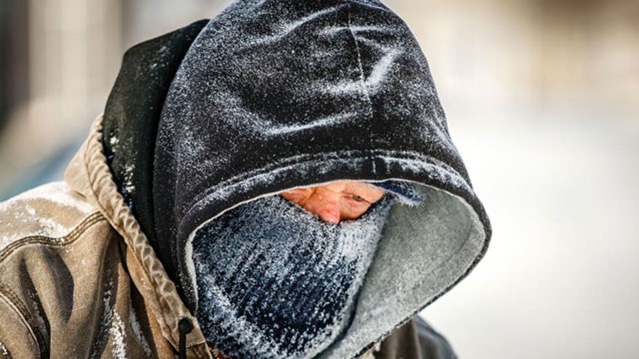 Sub-zero temperatures gripping the Midwest, Northeast