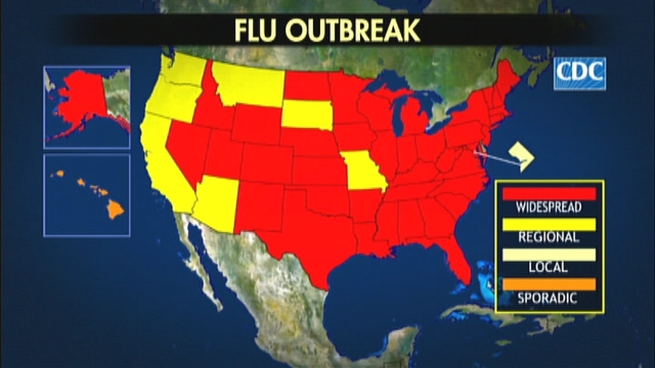 Experts Warn of Strongest Flu in Decade
