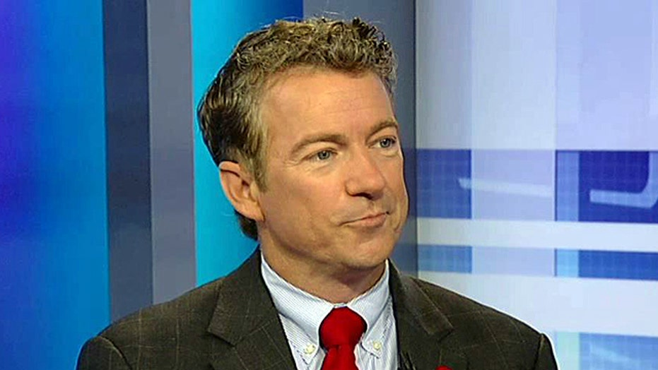 Rand Paul: ObamaCare mistakenly gave my son Medicaid