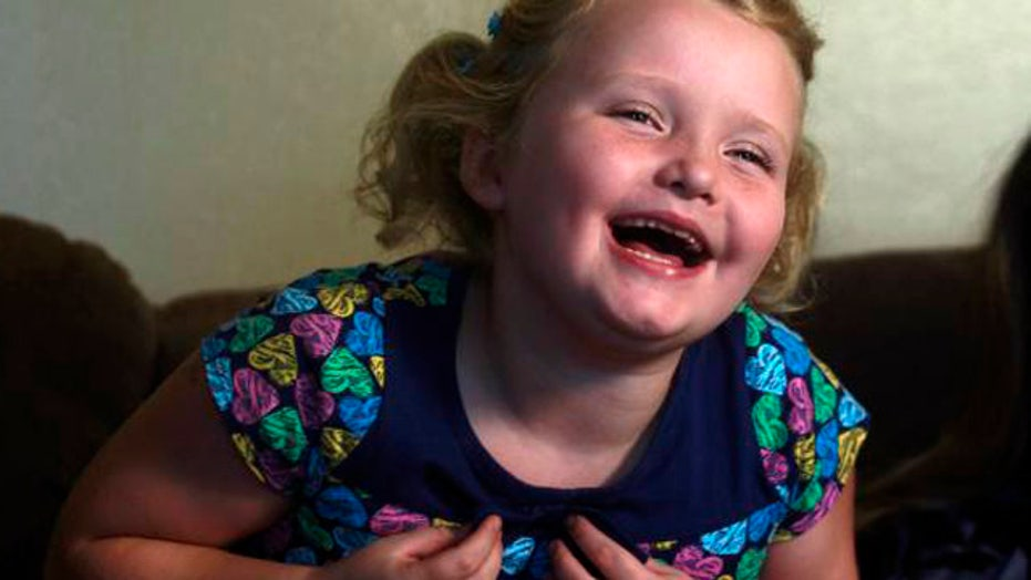 Real scare for 'Honey Boo Boo' reality stars