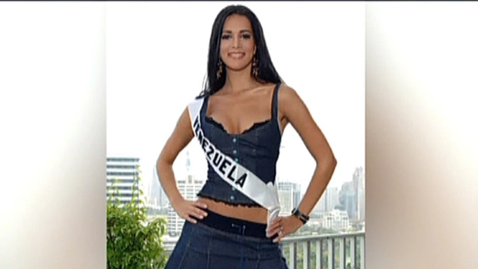 Beauty queen gunned down in Venezuela
