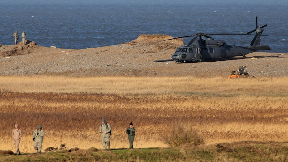4 Air Force members killed during training mission in UK