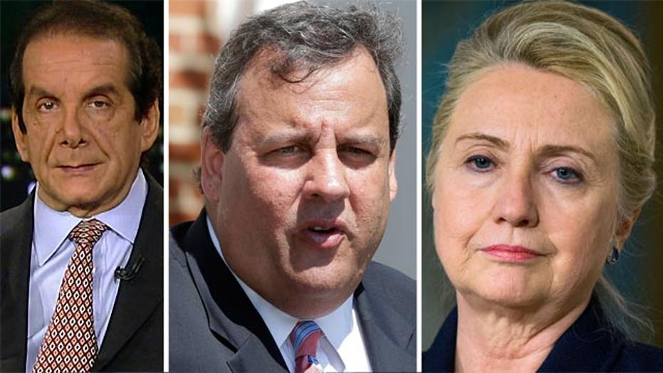 Krauthammer Compares Scandals of 2016 Frontrunners
