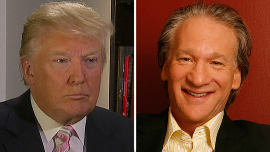 Trump demands Maher pay up on $5M pledge
