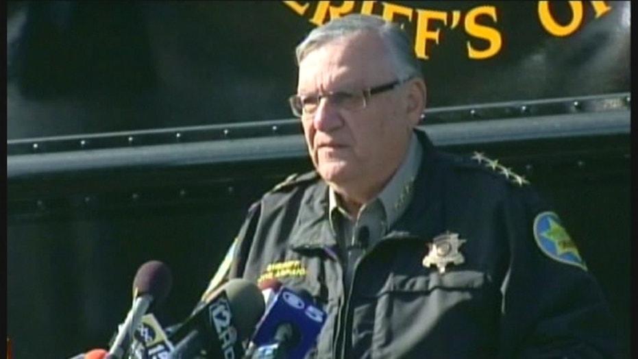 Sheriff Arpaio Launches Patrols Outside Schools