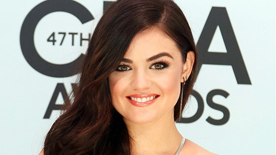 Lucy Hale makes official music debut