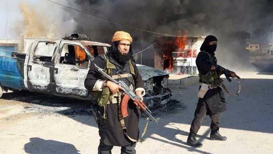 Al Qaeda extremists make serious gains in Iraq