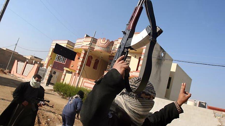 Iraq troops continue to clash with Al Qaeda militants