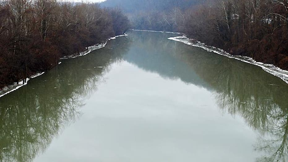 Chemical spill in W. Va. water supply