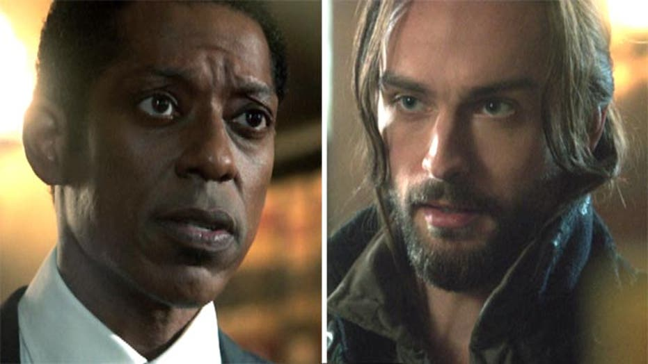 Face2Face with 'Sleepy Hollow' stars