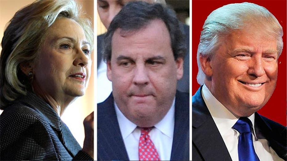 Hillary, Christie and why President Trump could happen