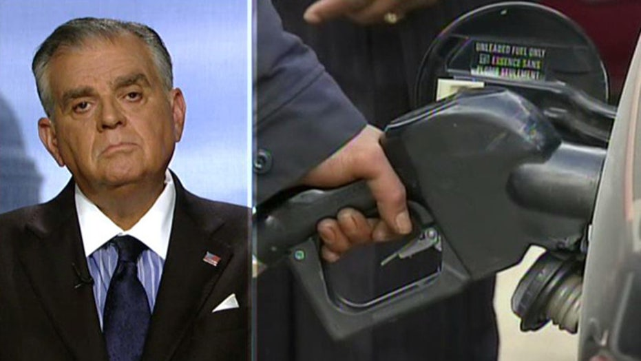 Ray LaHood on his push for gas tax hike