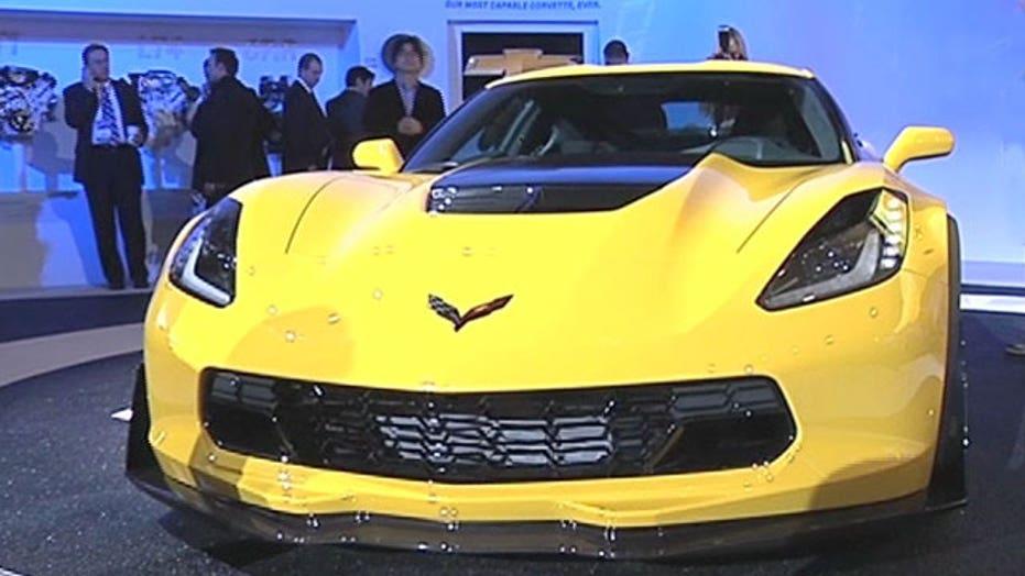 The New King of Corvettes