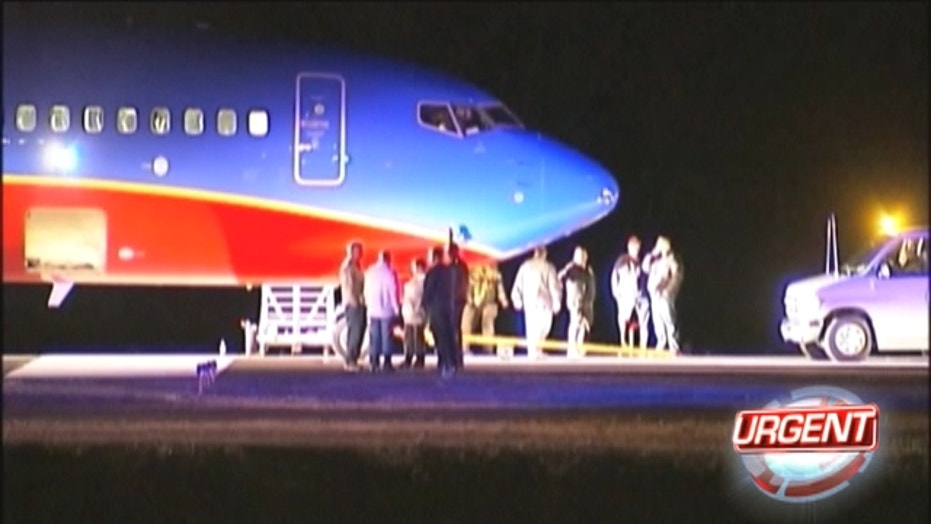 Southwest Airlines Plane Lands At Wrong Airport