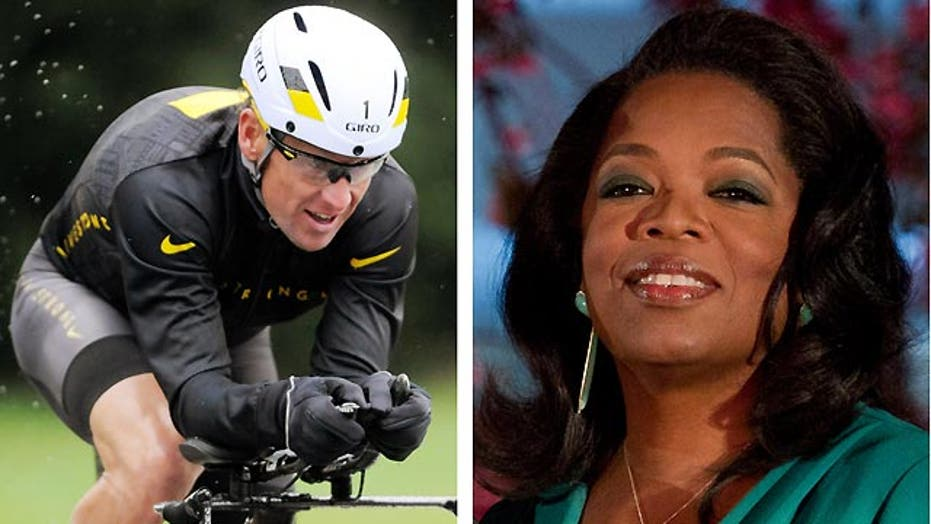 Report: Armstrong admits to doping in interview with Oprah