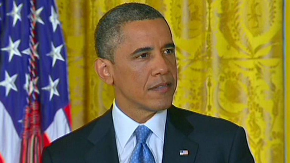 Obama: Full faith, credit of USA not a 'bargaining chip'