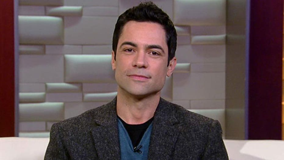 'Law & Order' a family business for actor Danny Pino