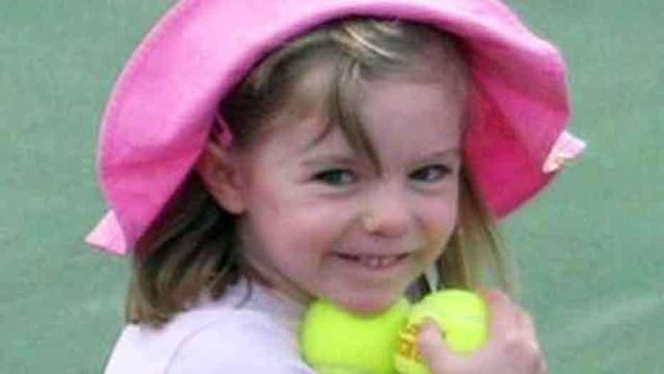 Suspects targeted in Madeleine McCann disappearance