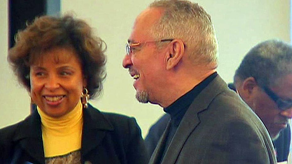 Warnock's support for Jeremiah Wright comes under new scrutiny