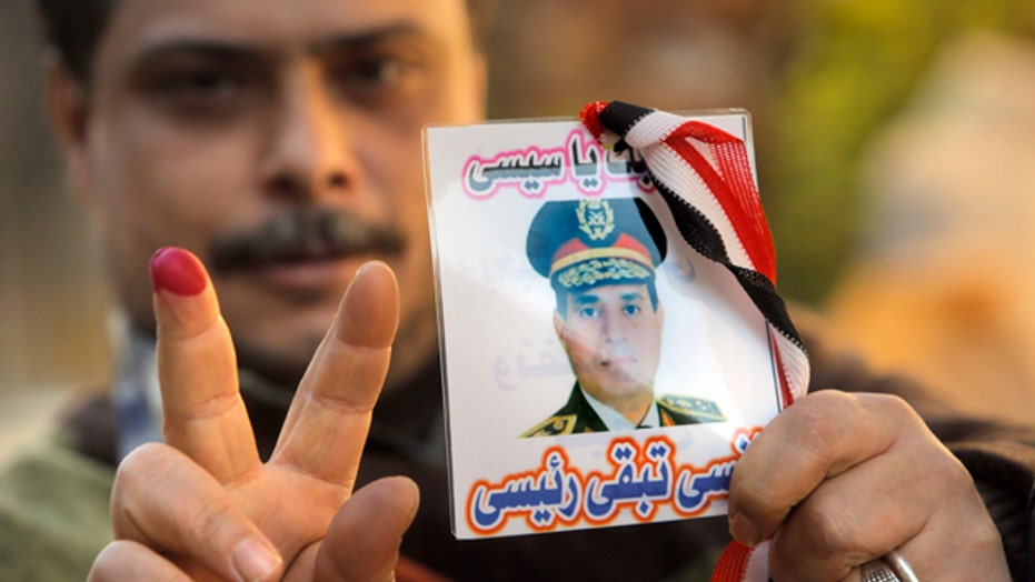Critics: Egypt vote an attempt to legitimize military gov't