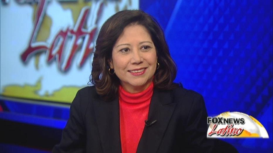 Labor Secretary Hilda Solis Part 1