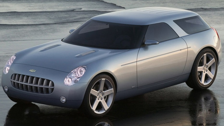 Chevy Wagon in the Works?