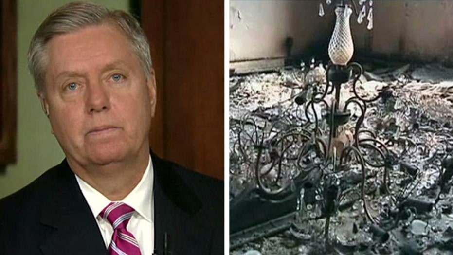 Lindsey Graham: 'We're just starting on Benghazi'