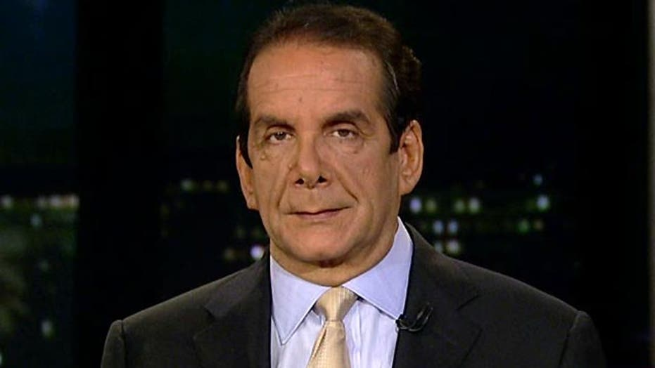 Krauthammer: Healthcare.gov security
