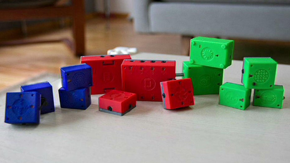 Toys that are controlled by kids' smartphones