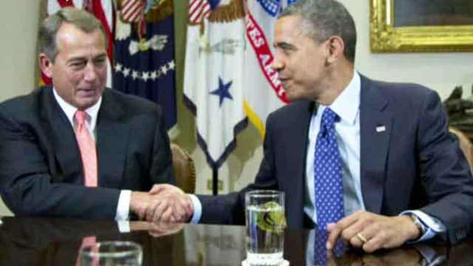 Can House Republicans seize momentum in debt ceiling debate?