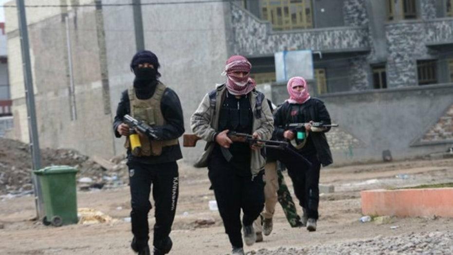 Iraq asking for US help against Al Qaeda-linked militants