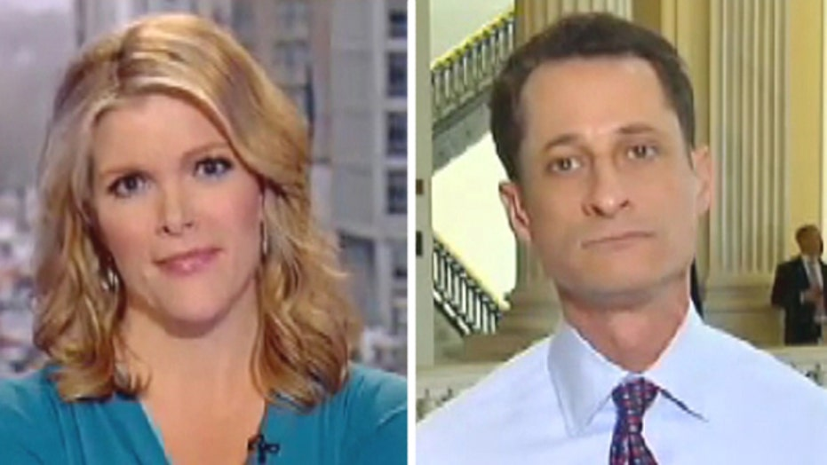 Anthony Weiner discusses calls for health care recusal