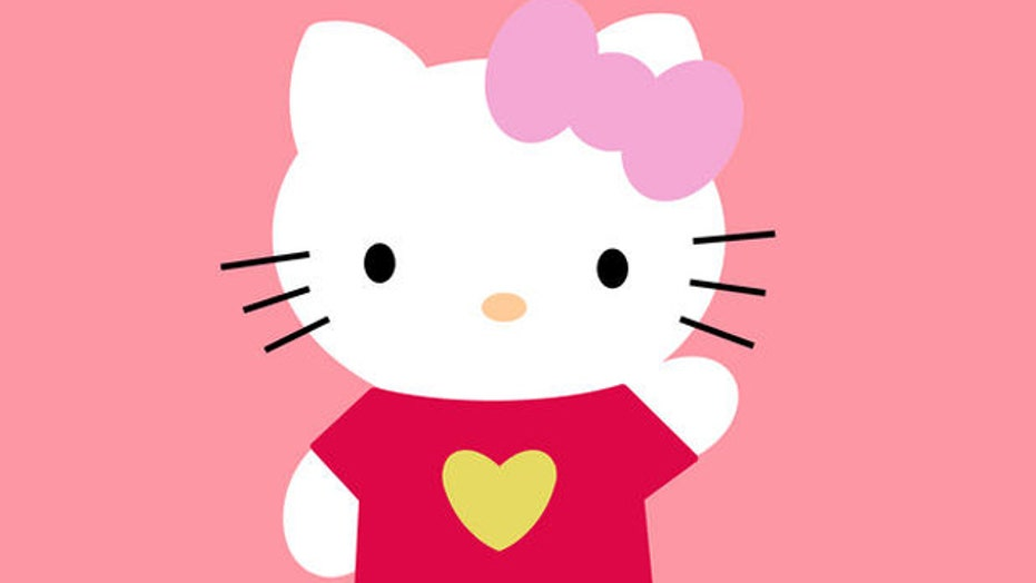 Kindergartener suspended over Hello Kitty 'threat'