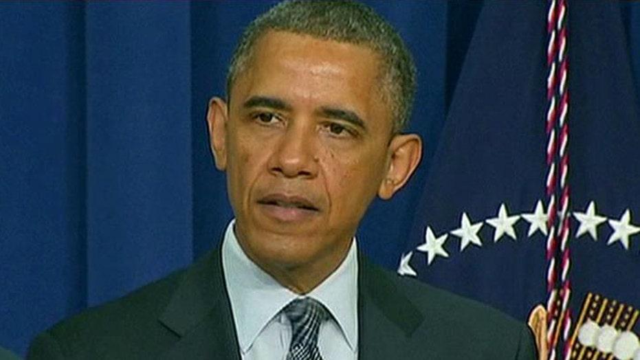 Obama's gun control agenda