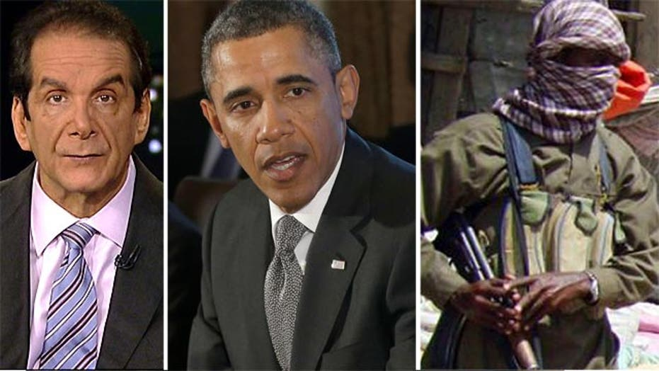Krauthammer: Obama still doesn't understand war on terror