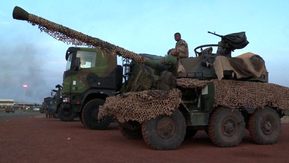 France consolidates gains in Mali's Islamist-held north