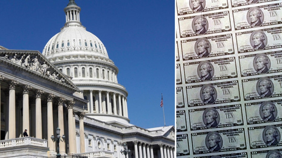 GOP demands a budget in exchange for a debt limit hike