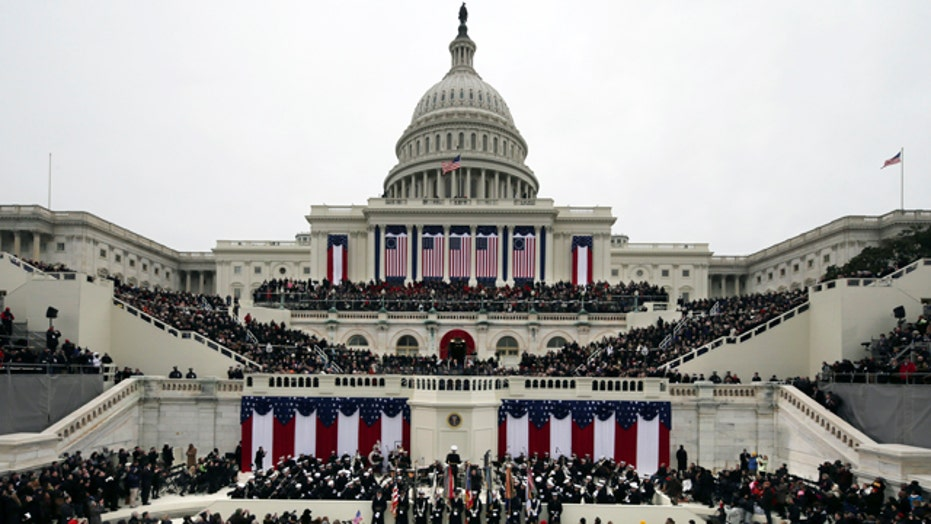 The politics of Inauguration Day