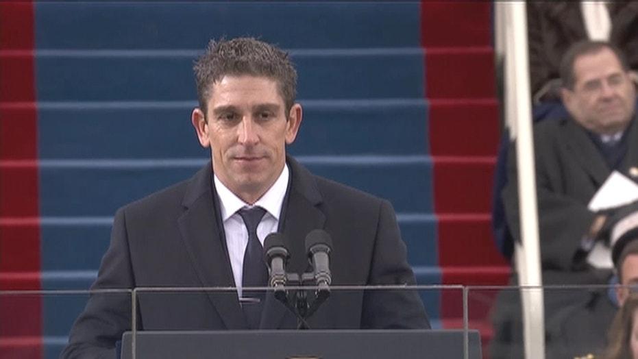 Inauguration: Poet Richard Blanco