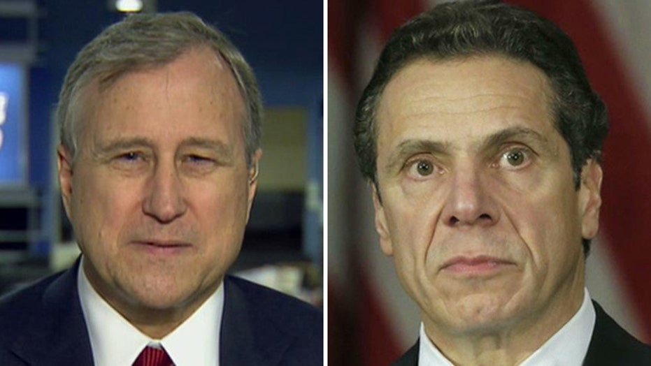Should Gov. Cuomo apologize for comments on conservatives?