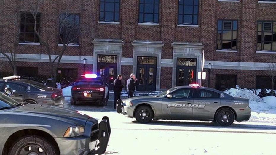 Shooting on Purdue University campus; one person in custody
