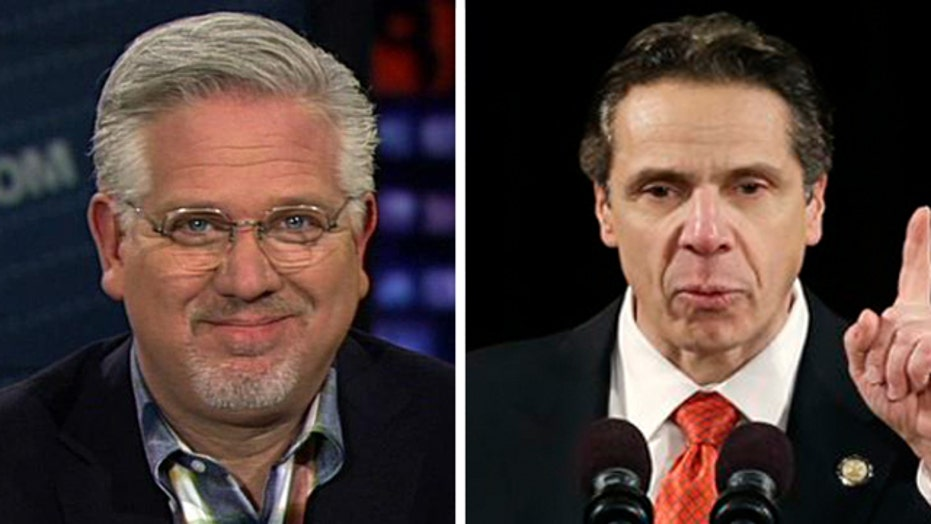 Glenn Beck blasts Cuomo's remark against conservatives