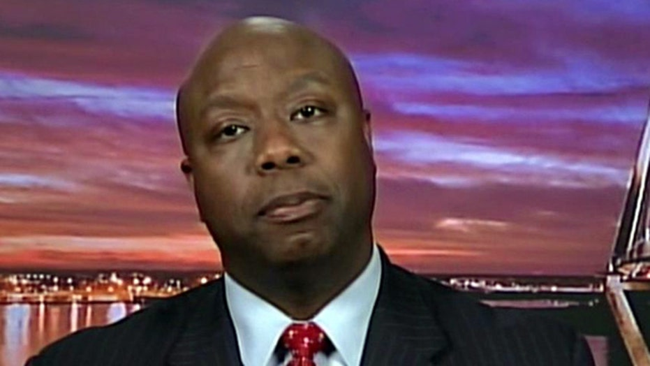 'Dummy'? Sen. Tim Scott fires back at NAACP's insult