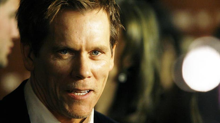 What Kevin Bacon likes about 'The Following'
