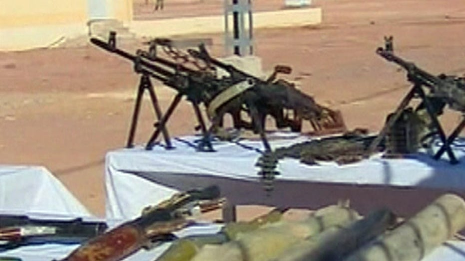 Report: Weapons from Libya used in Algeria attack