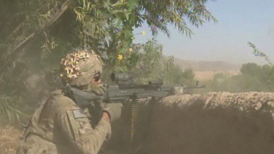 Proposal to keep 10K troops in Afghanistan after 2014